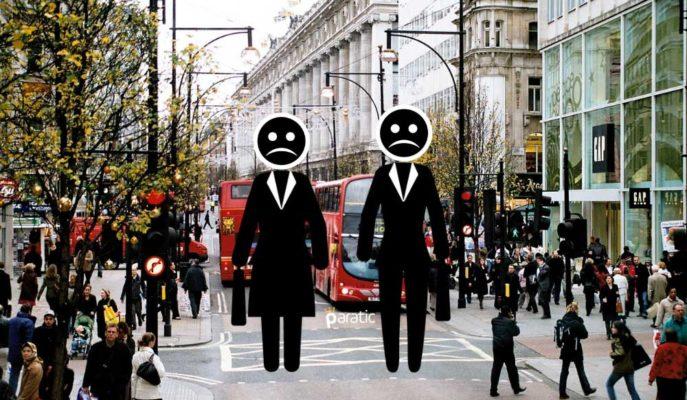 İngiltere İşsizlik Oranı %4,5'e Ulaşırken, İş Koruma Planı Sona Yaklaştı
