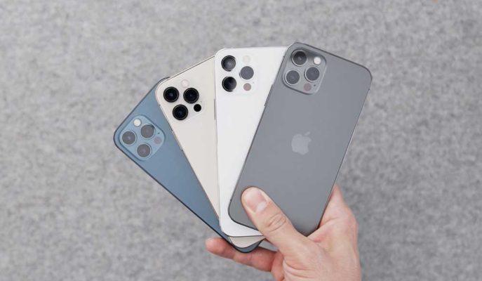 iPhone 12'lerin Boyasının Soyulduğunu Gösteren Paylaşımlar Ortaya Çıktı