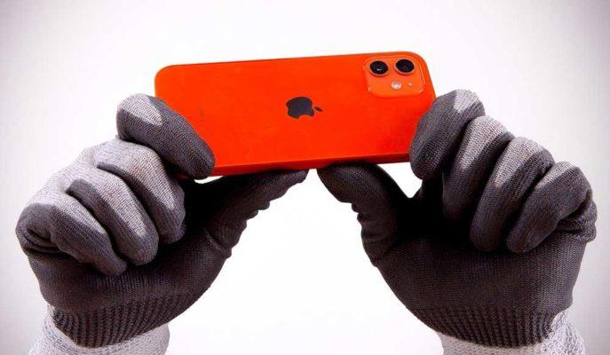 iPhone 12 Bükülme Testinden Önceki Modellere Göre Sağlam Çıktı