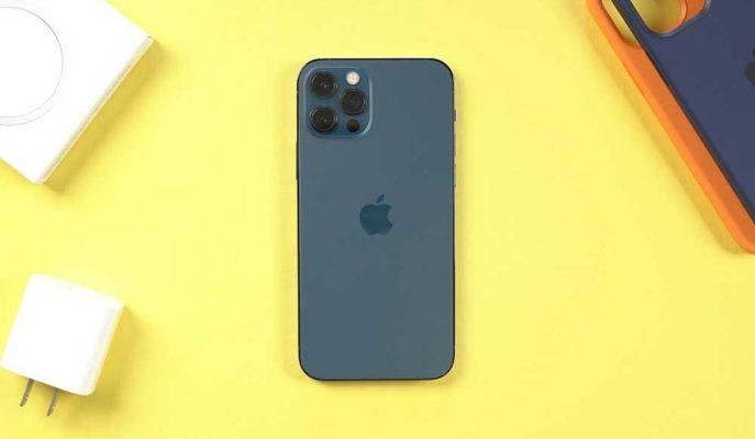 iPhone 12 Metal Kasası Sayesinde Düşmelere Karşı Dayanıklı Duruyor