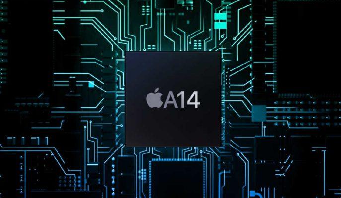 iPhone 12 Serisine Güç Verecek A14 Bionic İşlemci Rakiplerini Geride Bıraktı