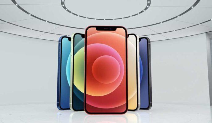 iPhone 12 Serisi Ön Sipariş Oranı ile Selefine Fark Atıyor