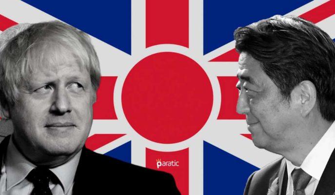 İngiltere, Bağımsız Ticaret Ülkesi Olarak İlk Büyük Anlaşmasını Yaptı