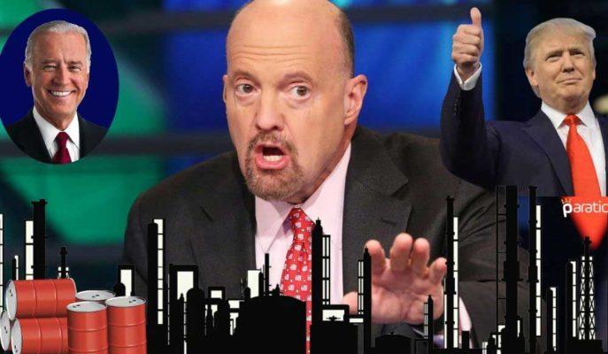 Jim Cramer'a Göre ABD Başkanı Kim Olursa Olsun Petrol Endüstrisi Düzelmeyecek