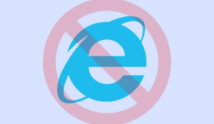 Microsoft, Internet Explorer'a İlgiyi Bitirmek için Binlerce Siteyi Engelleyecek