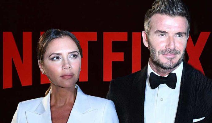 Netflix Futbol Konulu Belgesellerine David Beckham'ın Hayatını da Ekleyecek