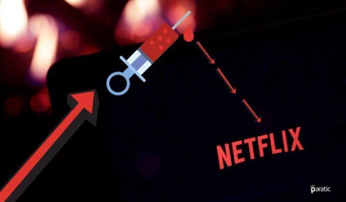 Sene Başından Bu Yana Yükselen Netflix Hisseleri, Aşı Haberiyle Düşüşe Geçebilir