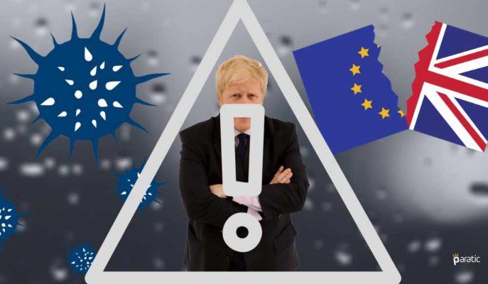OECD: İkiz Tehdit Karşısındaki İngiltere'nin Görünümü Son Derece Belirsiz