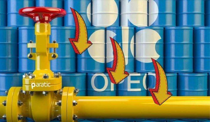 OPEC'in Üretim Kesintisine Bağlılık Vurgusuna Rağmen Petrol Fiyatları Düşüşte