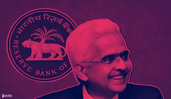 RBI Faiz Değiştirmezken Başkan Das Hindistan için İyimser Kaldı