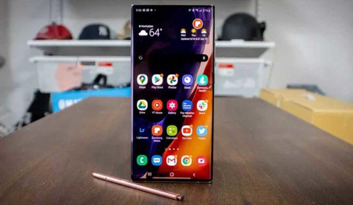 Samsung Galaxy Note 20 Ultra Ekranı ile Tüm Rakiplerini Geride Bıraktı