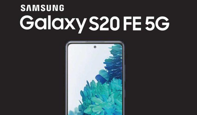 Samsung'un Yeni Tanıttığı Uygun Fiyatlı Galaxy S20 FE'in İç Yapısı Gösterildi