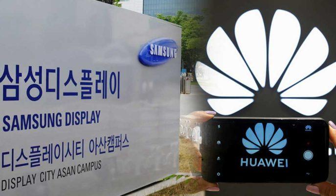 Samsung, Huawei ile Ticareti Mümkün Kılacak Lisansı ABD'den Aldı