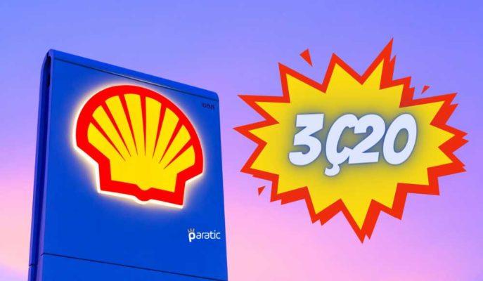 Shell 3Ç20 Kazançları Tahminleri Aşarken Temettü Oranı Artırıldı