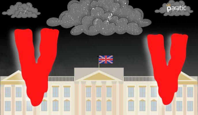 Son Veriler ve Artan Vakalarla İngiltere Çift Dipli Resesyon Riski Altında