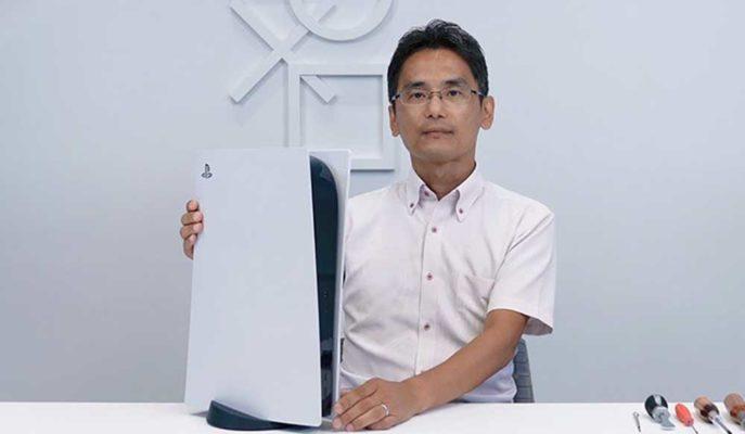 Sony, PlayStation 5'in Parçalarına Ayırdığı Resmi Videoyu Paylaştı