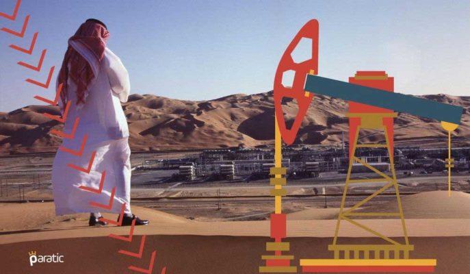 Petrol Gelirinin %33 Azalmasıyla, Suudi Arabistan'ın 9 Aylık Bütçesi 49,2 Milyar $ Açık Verdi
