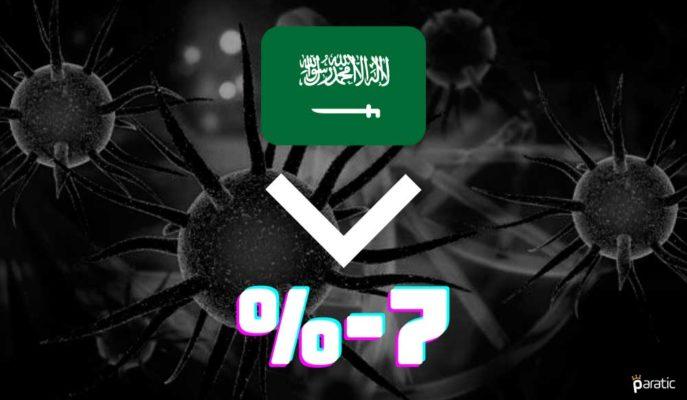 Suudi Arabistan Ekonomisi Petrol Çöküşüyle %7 Küçüldü
