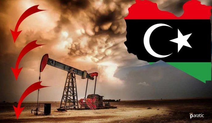 Talep Baskısı ve Libya'nın Üretime Dönmesi Petrol Fiyatlarını Düşürdü