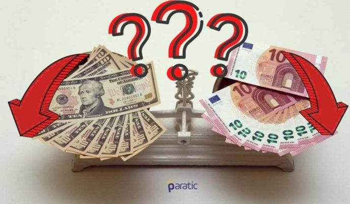 TCMB'den 200 Bp'lik Faiz Artışı Beklenirken, Dolar ve Euro'daki Düşüş Hızlandı