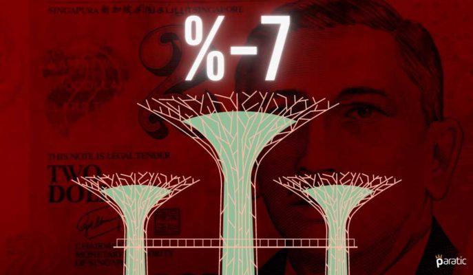 Toparlanmaya Başlayan Singapur Ekonomisi 3Ç20'de %7 Küçüldü