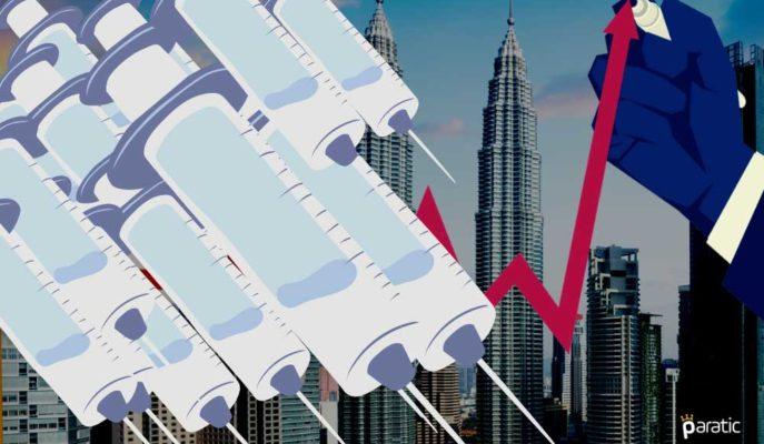 Toplu Aşı Beklentisi Malezya'nın 2021 Görünümünü Yükseltti