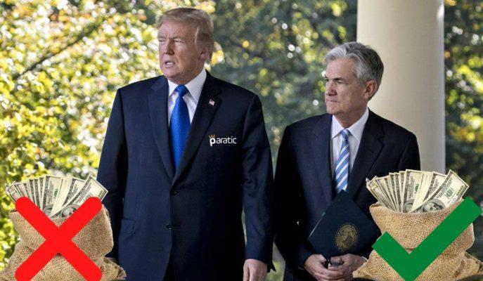 """Trump Teşvik Görüşmelerini Durdururken, Powell """"Daha Fazla Destek Şart"""" Dedi"""