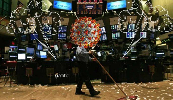 Yatırımcılara 'Covid'e Rağmen Piyasadan Kaçmayın' Tavsiyesi Yapıldı