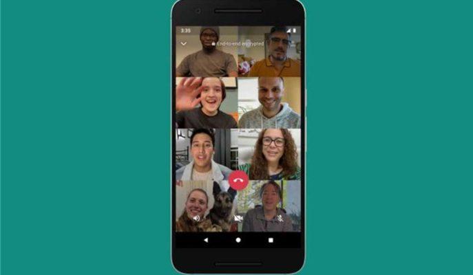 WhatsApp'a Kaçırılan Grup Aramalarına Sonradan Katılma İmkanı Geliyor