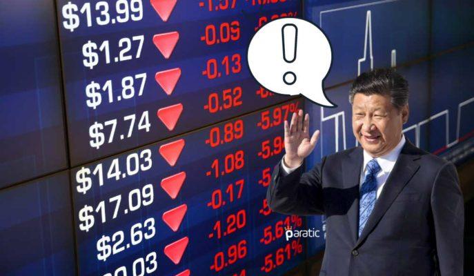 Xi'nin Konuşmasına Tepki Veren Asya Pasifik Hisseleri Düşüşe Geçti
