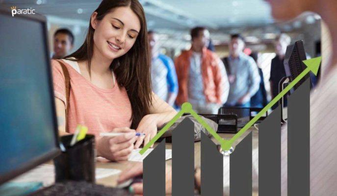 3Ç20'de İstihdam Endeksi Yıllık Bazda %2,6 Arttı