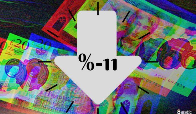 4Ç20'de Eksiye Düşecek İngiltere Ekonomisi, Yılı %11 Daralmayla Kapatacak