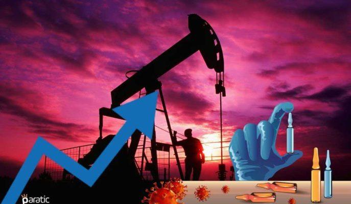ABD'de Aşının 11 Aralık'ta Uygulanacağı Haberi, Petrolü 3 Ayın En Yükseğine Taşıdı