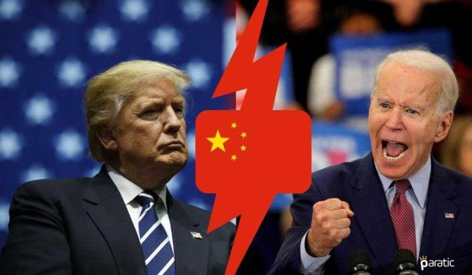 ABD'nin Yeni Başkanı Kim Olursa Olsun, Çin ile Olan Gerilim Bitmeyecek