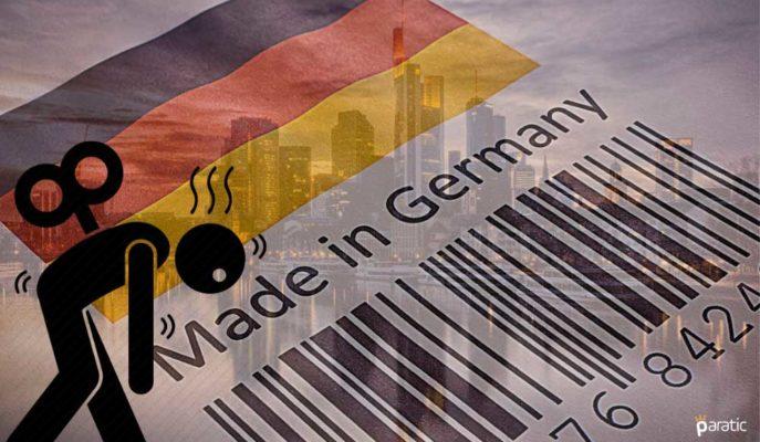 Alman Hizmet Faaliyetlerinde Düşüş Kasım'da Hızlanırken İmalat Güçlü Kaldı