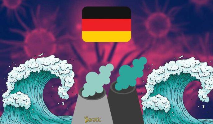 Alman Sanayi Üretimi Eylül'de Artsa da Olumlu İvme Çift Dip'i Engelleyemeyecek