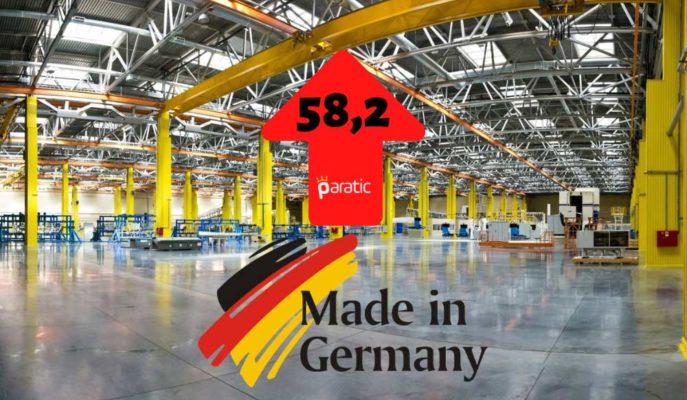 Almanya PMI'sı Ekim'de 31 Ayın En Yüksek Seviyesine Tırmandı