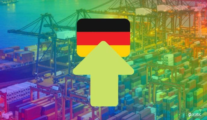 Almanya'nın İhracatı Eylül'de %2,3'le Beklenti Üstü Arttı