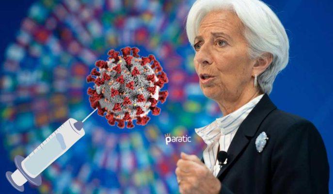 AMB Başkanı Lagarde Aşı İyimserliğine Karşı Uyarıda Bulundu
