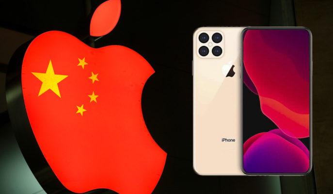 Apple'ın iPhone 12 Serisine Çin Pazarında İlgi Büyük Oldu