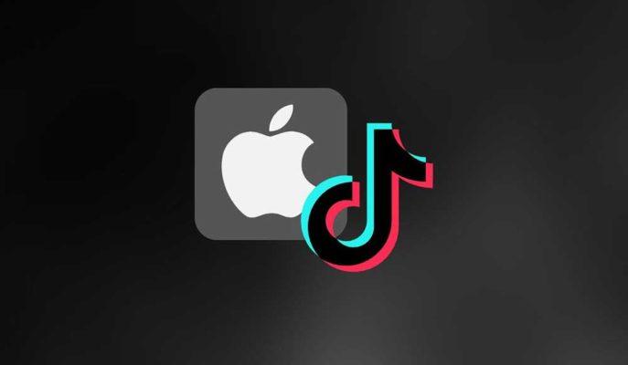 Apple'ın TikTok Hesabından İlk Paylaşımları iPhone 12 Mini Üzerine Oldu