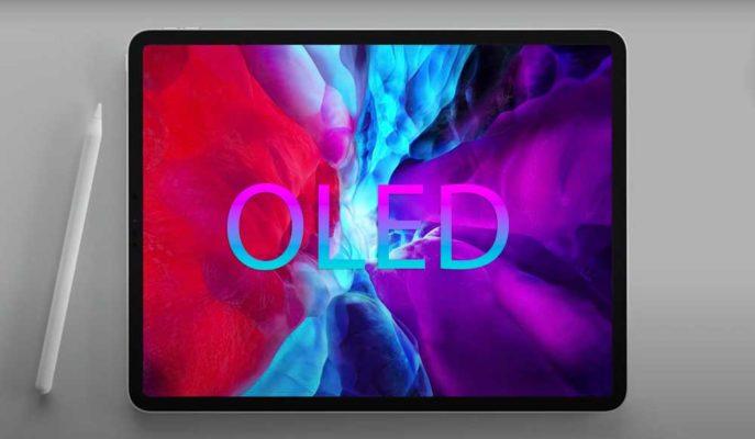 Apple Yeni iPad Pro'da OLED Ekran Paneline Yer Verebilir