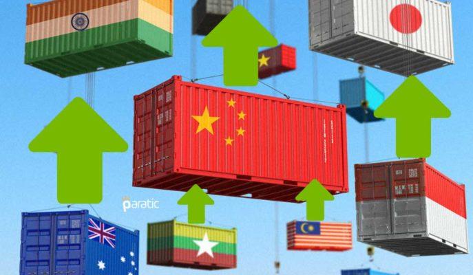 Asya Borsaları, Bölgedeki Büyük Ticaret Anlaşmasıyla Yükseldi