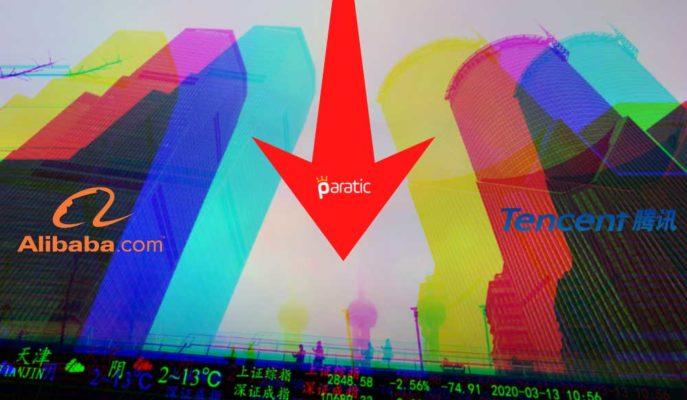 Asya Borsaları Çin Teknoloji Hisselerinin Düşmesiyle Karışık Seyretti
