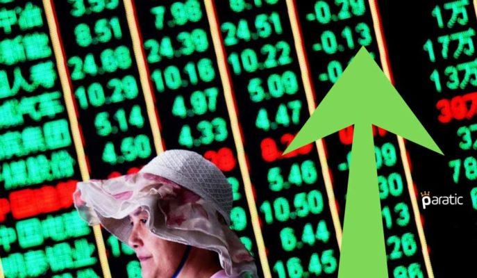 Asya Borsaları Yükselirken, Hong Kong ve Singapur Havayolu Hisseleri Düşüyor