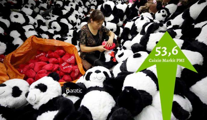 Asya Hisseleri Çin Üretim Faaliyetlerinin Büyümesiyle Yükseldi