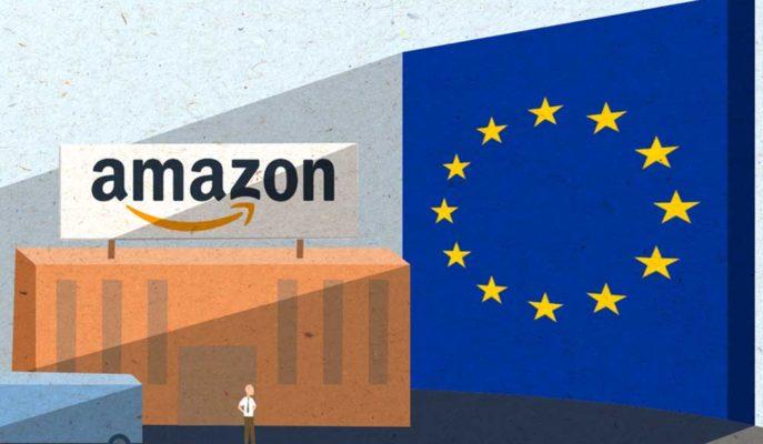Avrupa Birliği Perakende Devi Amazon'a Haksız Rekabet İncelemesi Başlattı