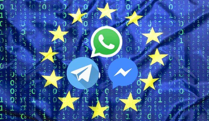 Avrupa Birliği Mesajlaşma Uygulamalarındaki Uçtan Uca Şifrelemeyi Kırmak İstiyor