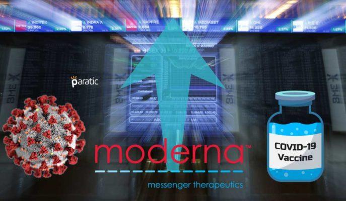 Avrupa Borsaları Moderna Aşı Haberleriyle Güçlü Yükseldi