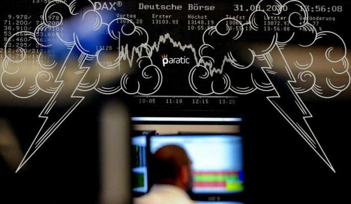 Avrupa Pazarları, ABD Düşüşünün Ardından Gerileme Kaydediyor